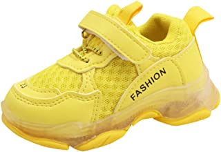 Lilyzee Kids Girls Boys Sport Shoes Candy Colors Infant Kids Baby Mesh Running Sneakers Baby Clothes Gift