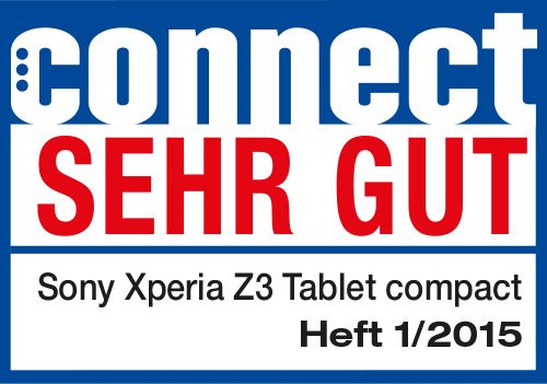 Sony Xperia Z3 Tablet Compact SGP611 8 Zoll - 16