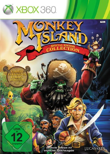 Monkey Island - Special Edition Collection [Edizione: Germania]