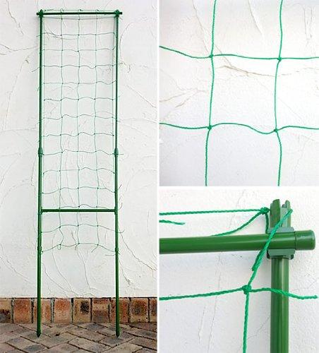 ニチカン『キュウリ支柱セット(幅45cm×高さ1.8m)』