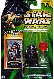 スター・ウォーズ パワー・オブ・ザ・ジェダイ ベーシック フィギュア R2-Q5 インペリアル アストロメク・ドロイド TOMY版/STAR WARS POTJ R2-Q5