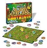 Ravensburger, Pokemon Labyrinth, Juego de Mesa, Versión Española, 2-4 Jugadores, Edad Recomendada 7+, Laberinto Magico
