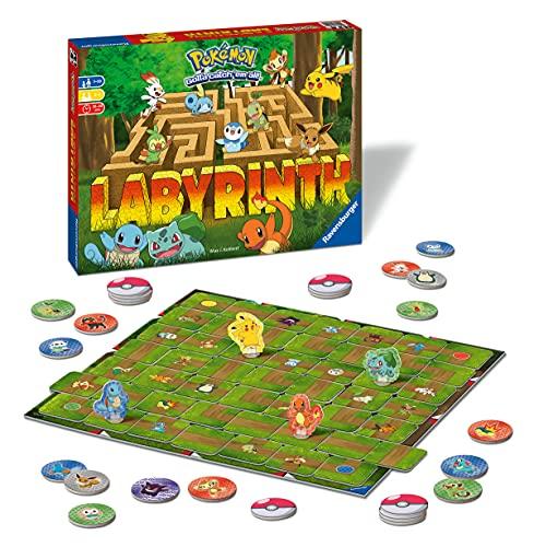 Ravensburger 26949 - Pokémon Labyrinth...