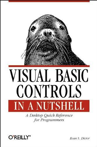 Visual Basic Controls in a Nutshell (In a Nutshell (O'Reilly))