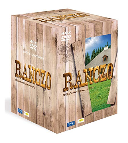 Ranczo Sezony 1-10 (BOX) [40DVD] (IMPORT) (Keine deutsche Version)