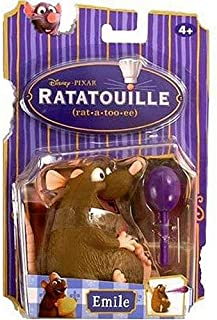 Ratatouille (Rat A Too Ee) Action Figure Display - Emile