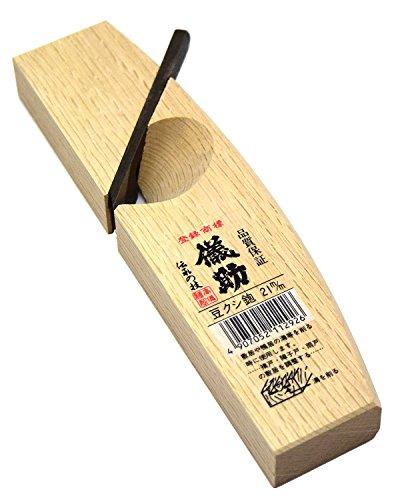 高儀 儀助 豆クシ鉋 21mm