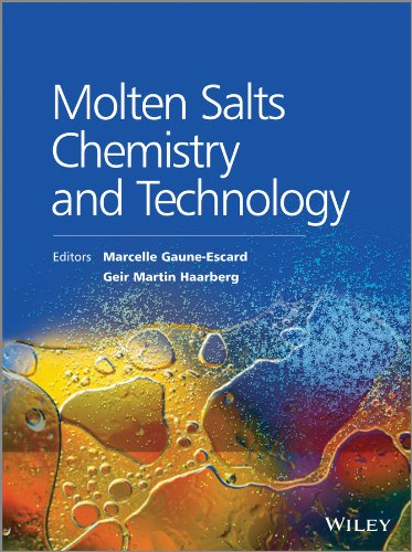 Molten Salts Chemistry and Technology (English Edition)