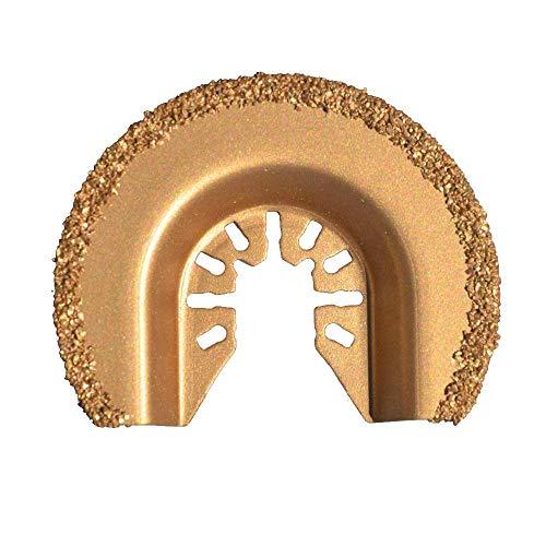 Candeon Multiherramienta oscilante de carburo de 5 Piezas para Herramientas de Corte de Metales Accesorios de Herramientas eléctricas