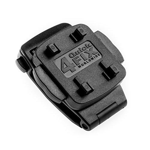TAHUNA Fix Original Gürtelclip & Rucksackhalter für Teasi one / one² / one³ / one³ extend / Pro / Core / SMART.T Power , schwarz
