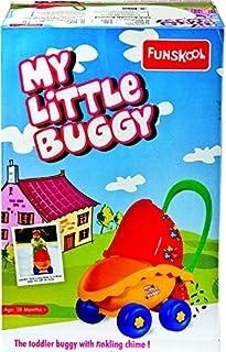 Funskool 2882040200 Preschool My Little Buggy,Multicolor