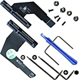 Willhom 821-1500-A 821-1501-A Hard Drive Cable Upgrade Kit SSD Replacement for Mac Mini A1347 2012