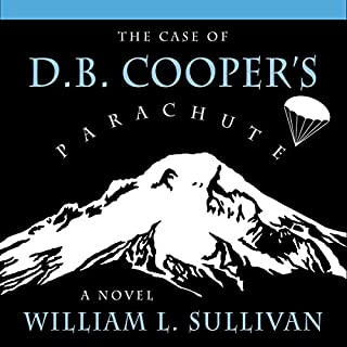 The Case of D.B. Cooper's Parachute audiobook cover art