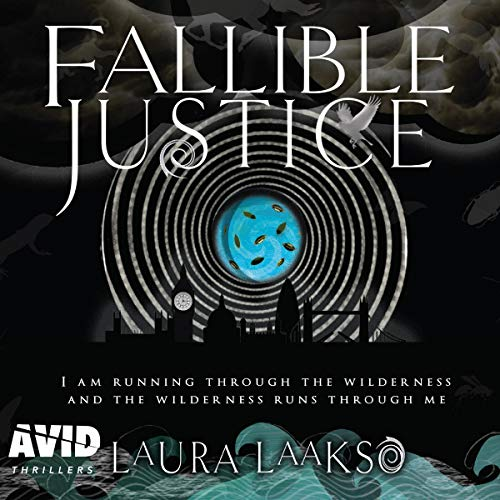 Fallible Justice audiobook cover art