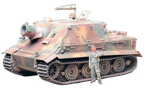 TAMIYA 300035177 - 1:35 WWII Sturmtiger, 38 cm, RW61 (1)