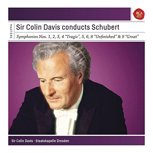 Schubert: Sir Colin Davis Cond