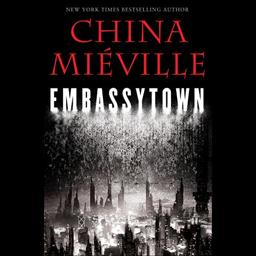 Embassytown audiobook cover art