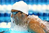Michael Phelps Poster auf