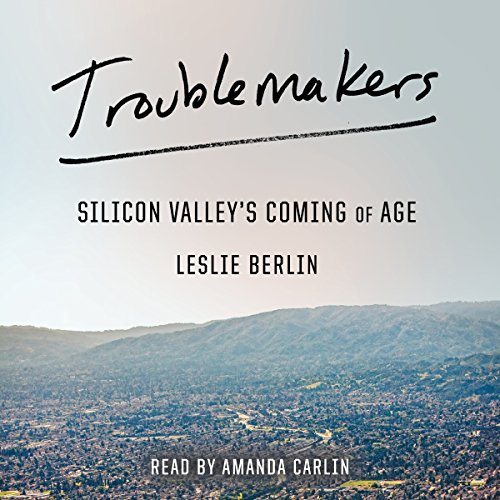 Page de couverture de Troublemakers