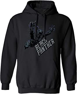 New Graphic Prowl Novelty Tee Panther Men's Hoodie Hooded Sweatshirt