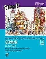 Pearson Edexcel International GCSE (9-1) German Student Book