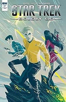 Star Trek Boldly Go #1