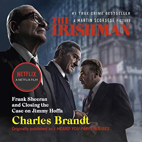 The Irishman cover art