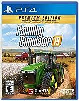 Farming Simulator 19: Premium Edition (輸入版:北米) - PS4