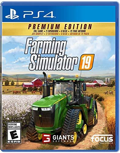Farming Simulator 19: Premium Edition for PlayStation 4 [USA]