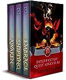 Firemancer Collection (Fated Fantasy Adventure Books 1-3) (Fated Saga Box Set Book 1) (English Edition)