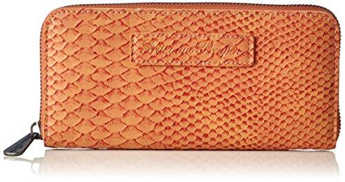Fritzi aus Preussen Damen Nicole Geldbörsen, Orange (Salmon-Sn), 20x10x3 cm