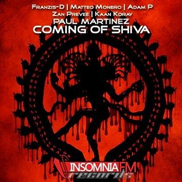 Coming Of Shiva