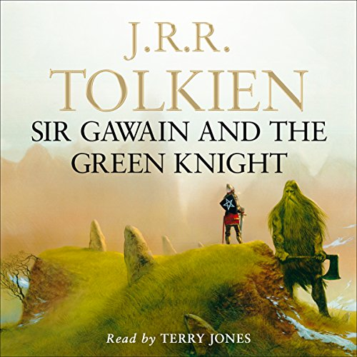 Sir Gawain and the Green Knight Audiobook By J. R.R. Tolkien cover art