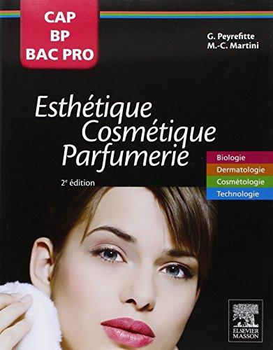 Esthétique, Cosmétique, Parfumerie