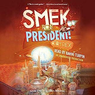 Smek for President! cover art