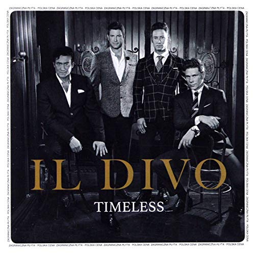 Il Divo: Timeless [CD]
