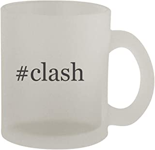 #clash - 10oz Hashtag Frosted Coffee Mug Cup, Frosted