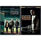 Clint Eastwood Trouble With The Curve DVD + Gran Torino Double Feature movie set