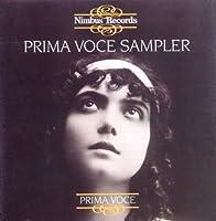 Prima Voce Sampler by PUCCINI / VERDI / WAGNER (1994-08-09)