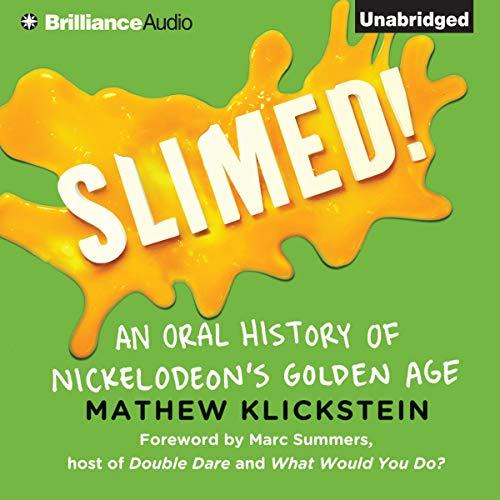 Slimed! audiobook cover art