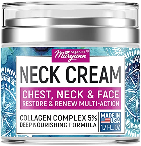Neck Firming Cream - Anti Wrinkle Cream - Made in USA -...