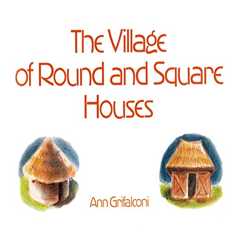 The Village of Round & Square House audiobook cover art