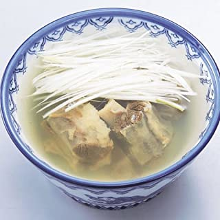 牛たん炭焼利久 テールスープ (250g 1人前)
