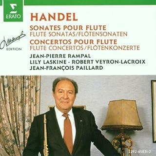 Handel: Flute Concertos