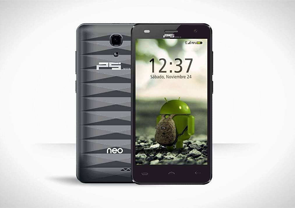 HOMTOM_NEO Smartphone Android G, 4G Quad Core 1.25 GHz, 1GB RAM + 8GB ROM