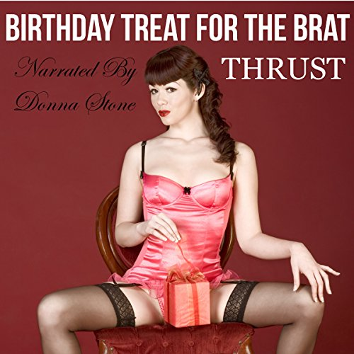 Birthday Treat for the Brat audiobook cover art