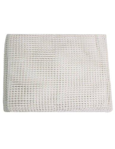 Cleverbrand Sottofondo antiscivolo durabile per tappeto tappetino, bianco, circa 152 x 244 cm