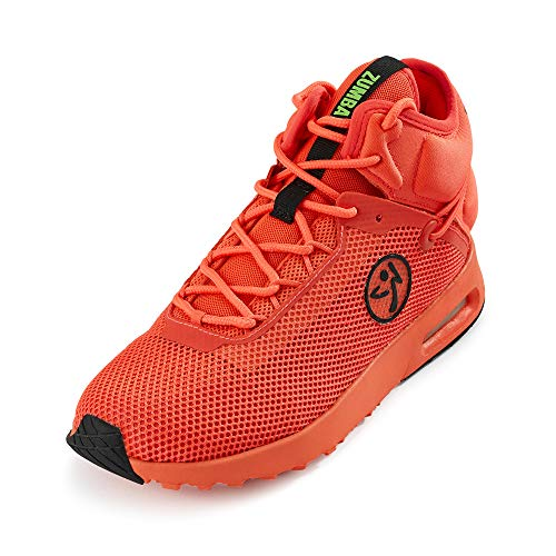 Zumba Air Classic Remix High Top Gym Shoes Dance Fitness Workout Shoes...