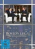 Boston Legal - Die komplette Serie [Alemania] [DVD]
