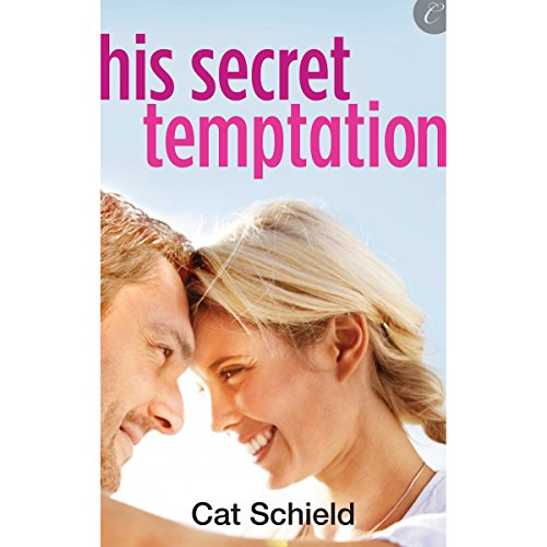 His Secret Temptation audiobook cover art